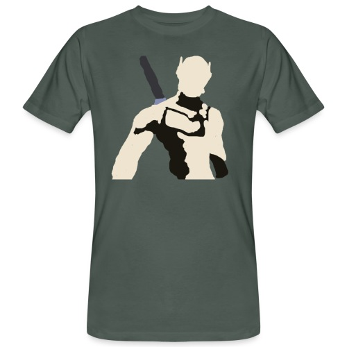Genji - Ekologiczna koszulka męska