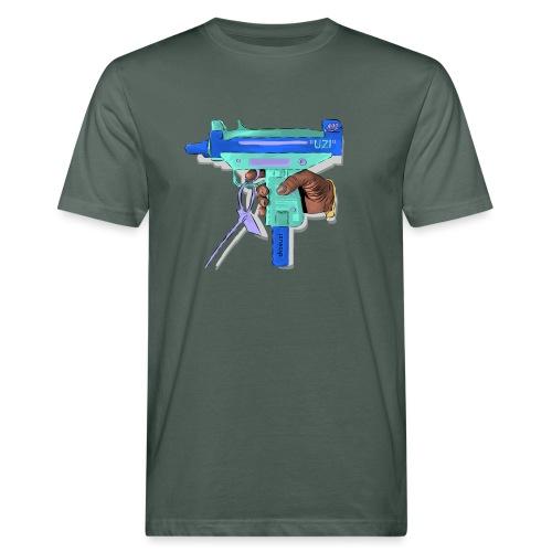 uzi - Men's Organic T-Shirt