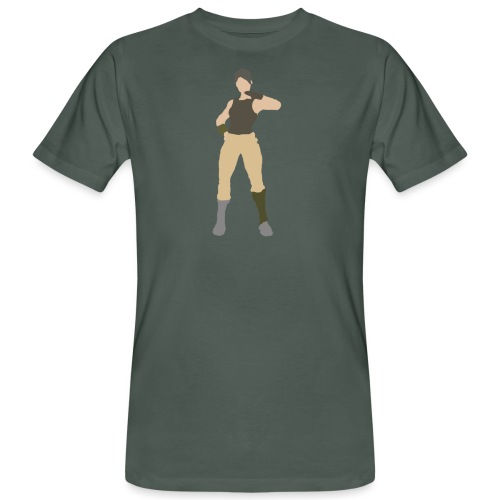 Battle Royale - Ekologiczna koszulka męska