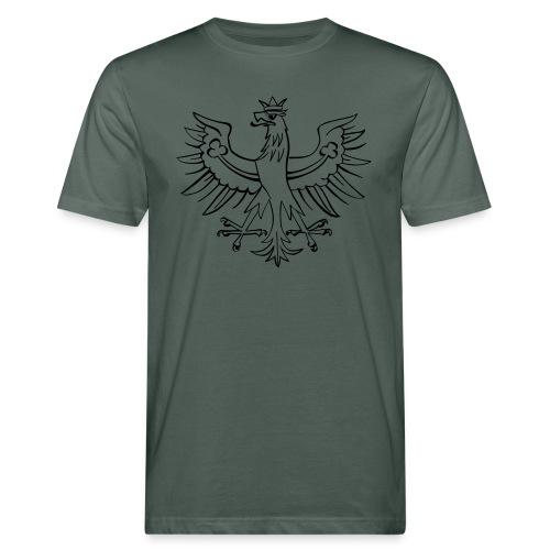 Echter Tiroler - Tirol Tiroler Adler - Männer Bio-T-Shirt