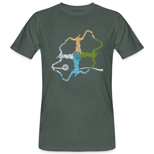 190724 The Talking Tree - Camiseta ecológica hombre