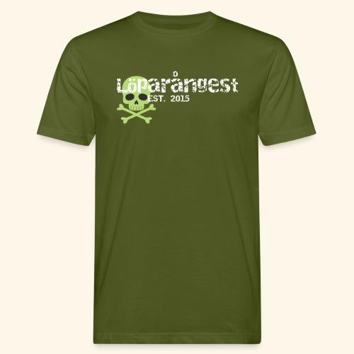 loeparangest - Ekologisk T-shirt herr
