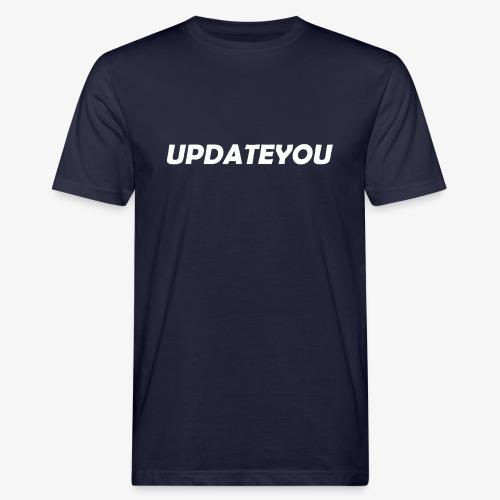 Updateyou - T-shirt ecologica da uomo