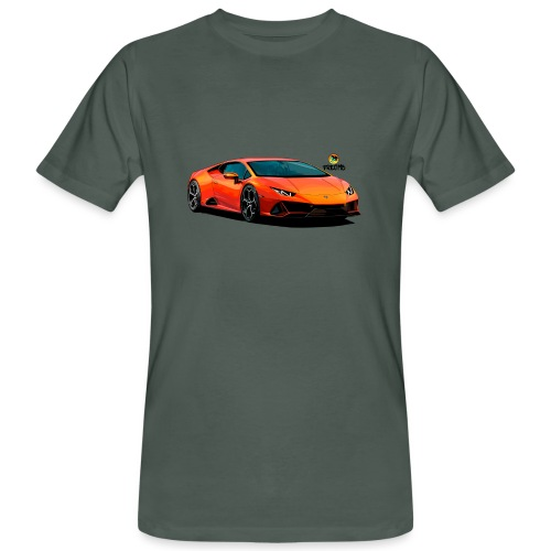 Luxurious car - Men's Organic T-Shirt