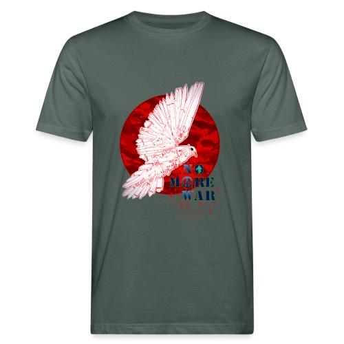 No More War Now - Männer Bio-T-Shirt
