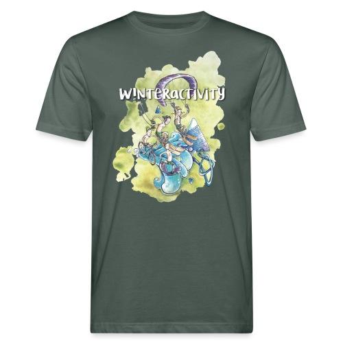 WINTERACTIVITY - T-shirt bio Homme