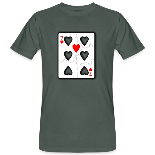 LOVERS N7 - T-shirt bio Homme