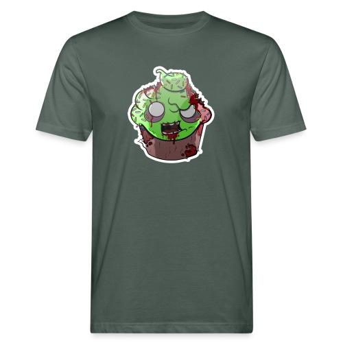 Cupake zombie couleur - T-shirt bio Homme