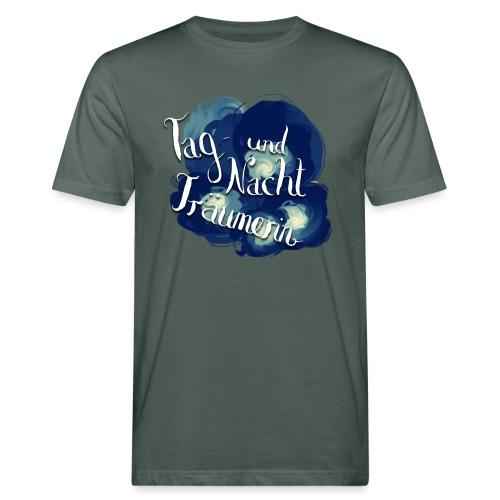 Tag- und Nachtträumerin - Männer Bio-T-Shirt