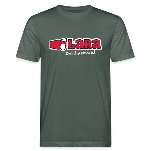 LaRa dein Lastenrad - Männer Bio-T-Shirt