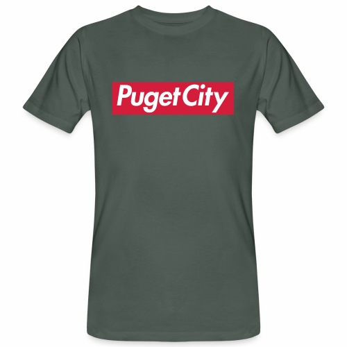 PugetCity - T-shirt bio Homme