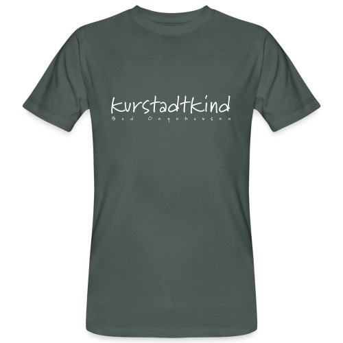 Die Kinder vom Bahnhof Oeynhausen. - Männer Bio-T-Shirt