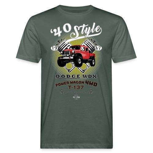 Dodge Power Wagon 1947 - Camiseta ecológica hombre