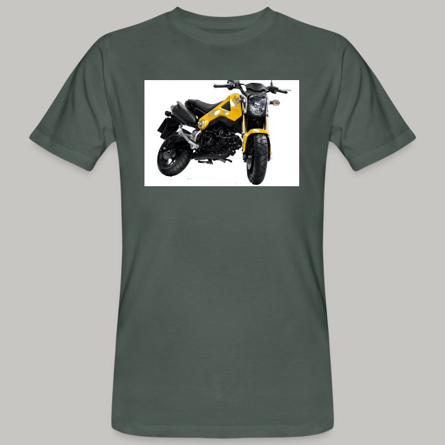 Grom Motorcycle (Monkey Bike)