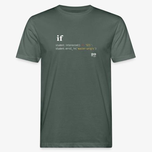python - Camiseta ecológica hombre