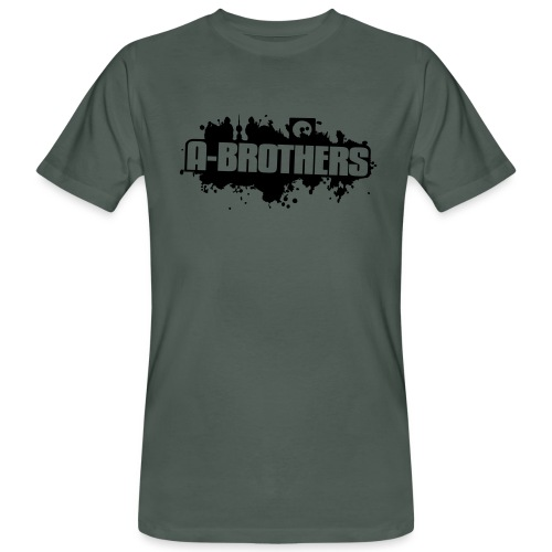 A Brothers Vector Design - Men's Organic T-Shirt