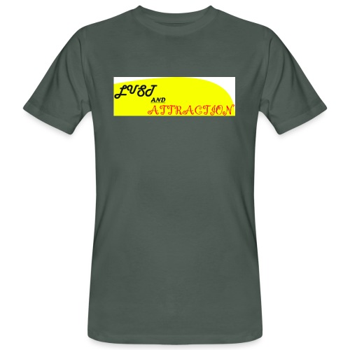 lust ans attraction - Men's Organic T-Shirt