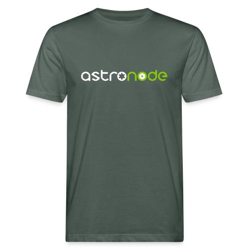 Astronode Logo - Männer Bio-T-Shirt