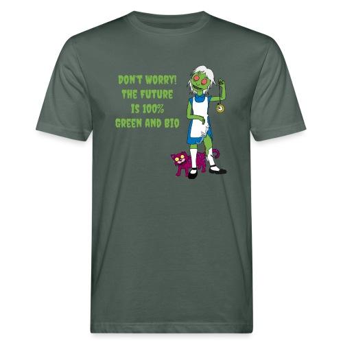 Future Green and Bio - Men's Organic T-Shirt