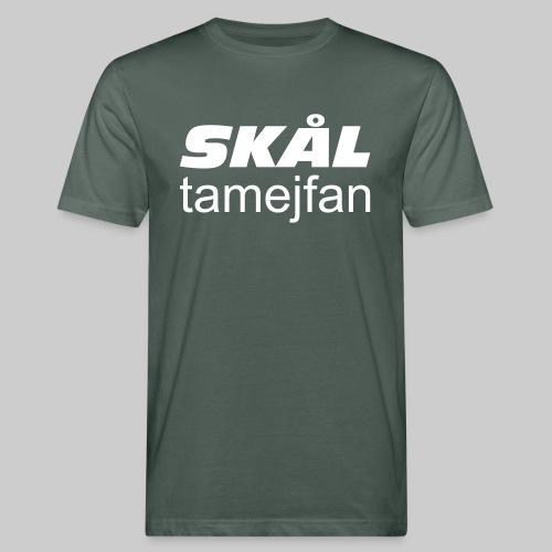 Skål Ta Mej Fan - Ekologisk T-shirt herr