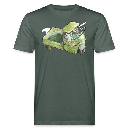 ape 50 - T-shirt ecologica da uomo