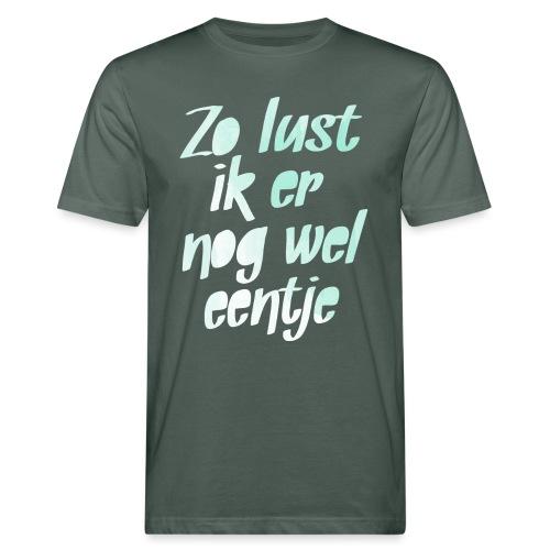 Nog wel eentje - Mannen Bio-T-shirt