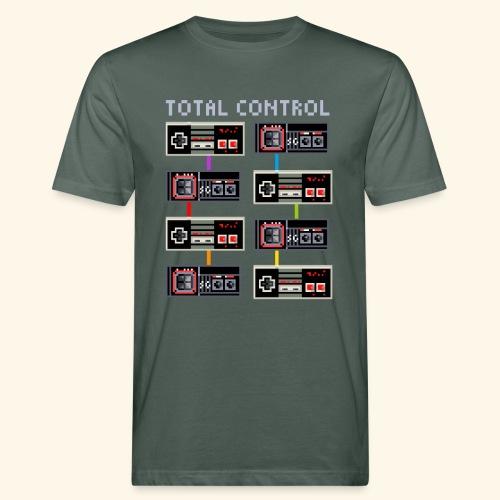 TOTAL CONTROL - T-shirt ecologica da uomo