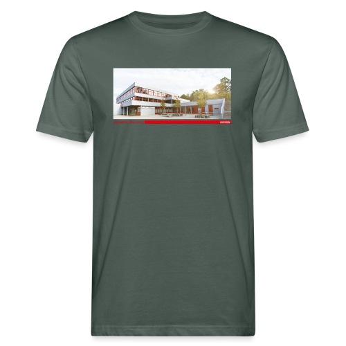 HRSU Wear Building - Männer Bio-T-Shirt