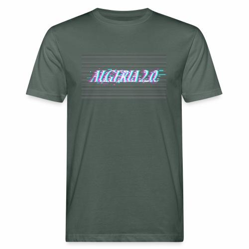 Algeria 2 0 - Männer Bio-T-Shirt