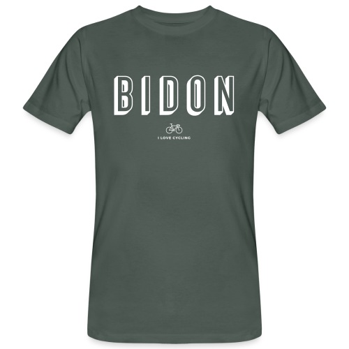 Bidon - T-shirt bio Homme