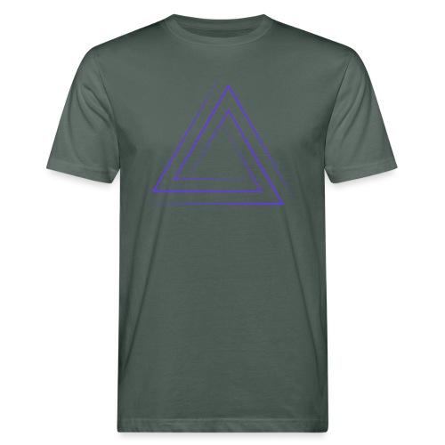 Triangle Ales - Männer Bio-T-Shirt