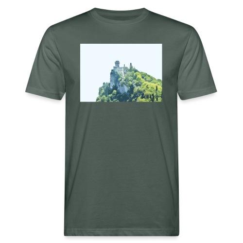 Castle on the hill - Mannen Bio-T-shirt