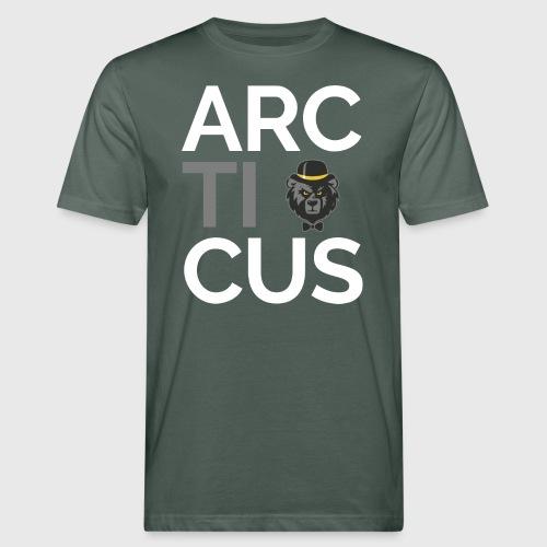 Arcticus font - Men's Organic T-Shirt