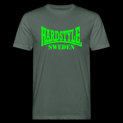hardstyle - Ekologisk T-shirt herr