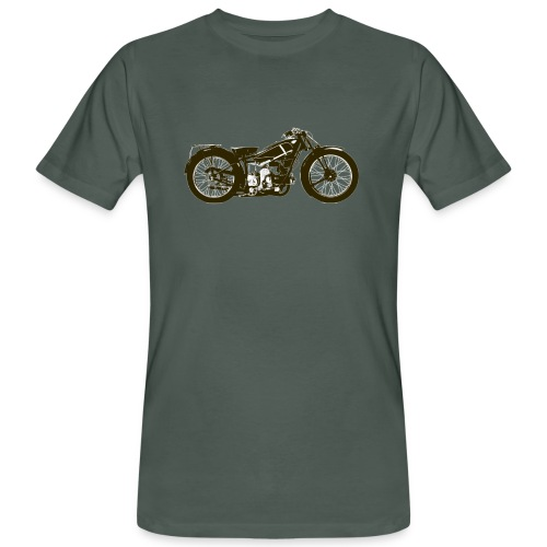 Classic Cafe Racer - Men's Organic T-Shirt