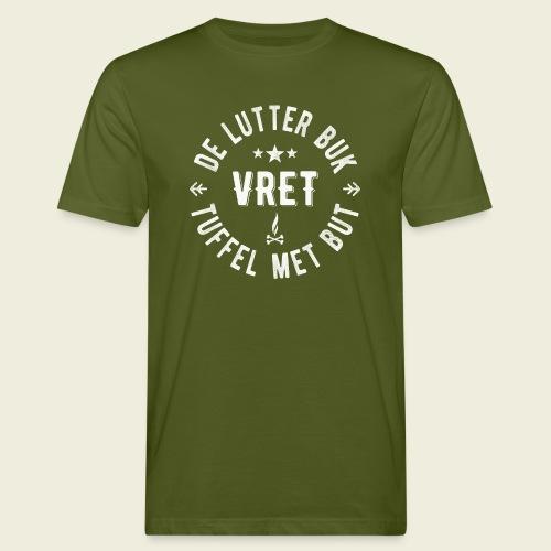 De Lutter buk - Mannen Bio-T-shirt