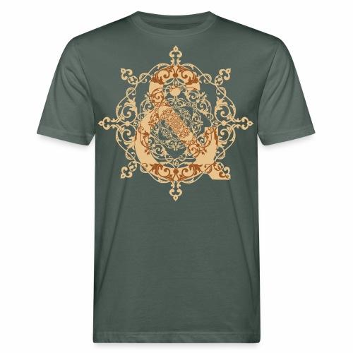 Escudo natural & ... - Camiseta ecológica hombre