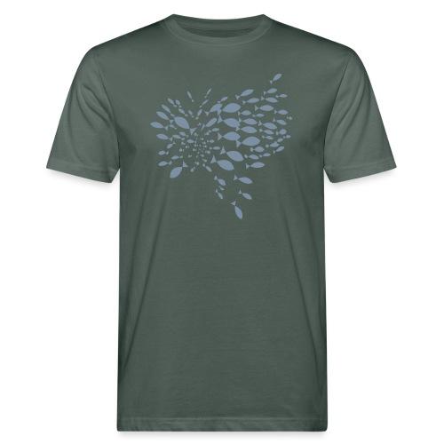 Schwarm - Männer Bio-T-Shirt