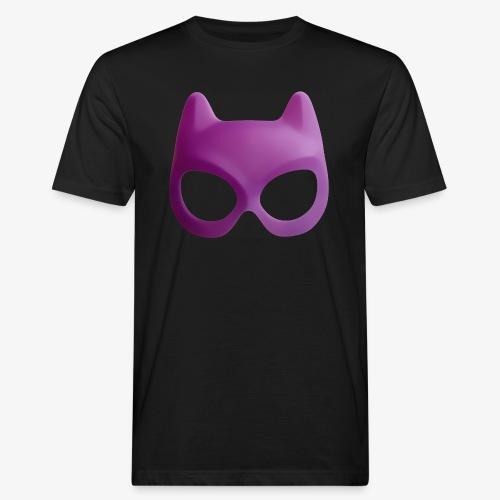Bat Mask - Ekologiczna koszulka męska
