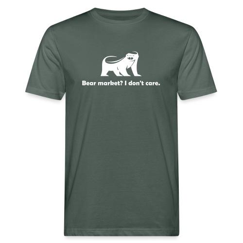 CryptoFR I don't care - T-shirt bio Homme