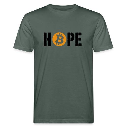 HOPE BTC - T-shirt bio Homme