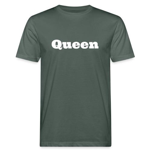 Snapback queen zwart/rood - Mannen Bio-T-shirt