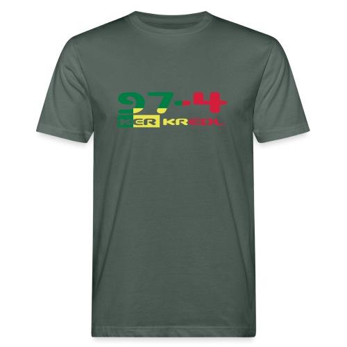 974 ker kreol Rastafari - T-shirt bio Homme
