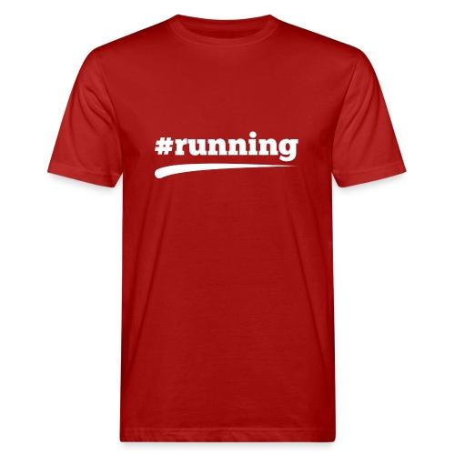 #RUNNING - Männer Bio-T-Shirt