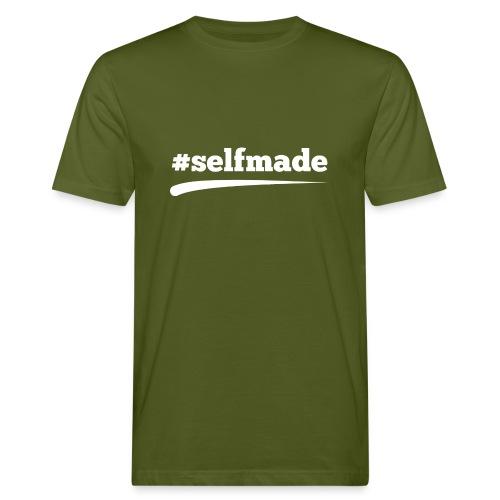 #SELFMADE - Männer Bio-T-Shirt
