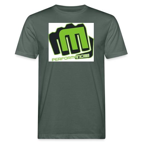 m_performances_jpg - T-shirt ecologica da uomo