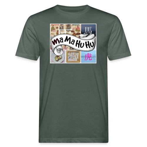 Ma ma hu hu / So-so phonecase - Miesten luonnonmukainen t-paita