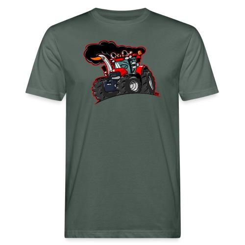 0961 Case - Mannen Bio-T-shirt