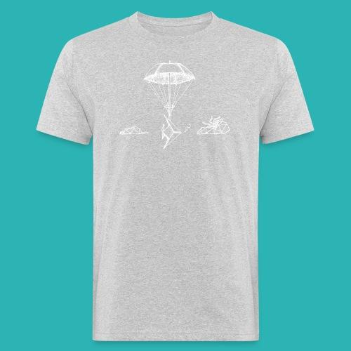 Galleggiar_o_affondare-png - T-shirt ecologica da uomo