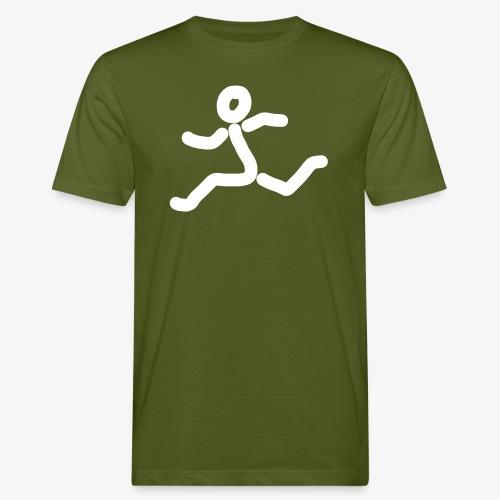 iYpsilon Runner - Männer Bio-T-Shirt